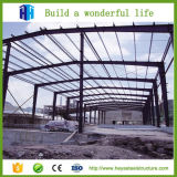 Proyecto prefabricado de la ingeniería de la vertiente de la fábrica de la estructura de acero