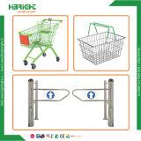 Diseño libre de estante de exhibición de decoración de tiendas tienda Accesorios Equipos para Supermercados