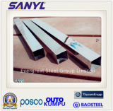 Factory Outlet Top Quality Stainless Steel Welded Pipe (304/304L 316/316L)