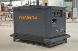 10-30kw 침묵하는 천연 가스 발전기 220V, 연료로 LPG/CNG