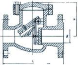 """Klep de uit gegoten staal van de Controle van de Stoom H44h-16c/25c/40c/64c/100c (1/2 """" - 20 """")"""