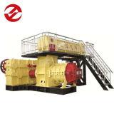 Espulsore sinterizzato automatico di vuoto del blocchetto del mattone dell'argilla Jky70/70-4.0