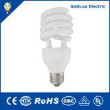 UL 20W 24W E27 B22 Spiral Compact Fluorescent Lamps del Ce
