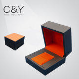 Коробка пластичного Jewellery крышки специальной бумаги упаковывая