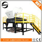 Desfibradora para la máquina de aluminio/la chatarra de la trituradora del desecho/de la chatarra que recicla la máquina