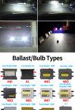 Auto HID Xe Bulb 55W 12000k Carro HID Xe Headlight