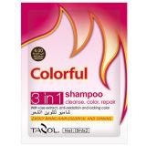 Crème 100 de couleur des cheveux de Tazol