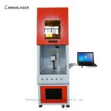 machine de marquage au laser à fibre 20W/marqueur/graveur de l'équipement pour les bijoux/or/argent/couteau de fruits/contrainte de cisaillement/ustensiles de cuisine