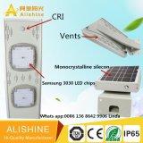 Luz LED Nuevo Producr Fauctory Venta caliente de 40 W LED Luz solar calle