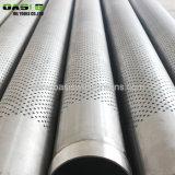 Drilling를 위한 중국 SS316L API Standard Perforated Steel Pipe