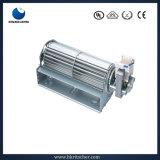 3000 rpm Venta caliente parte de equipos de refrigeración del motor del ventilador de la cruz para el calentador