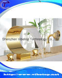 New Arrival Art Simple Design Golden Bathtub Fittings