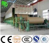 Una buena rentabilidad de la máquina de papel Kraft Máquina de Papel y corrugado planta de reciclaje de papel