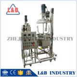 Bls homogénéisateur d'émulsifiant mélangeur cosmétique de l'équipement