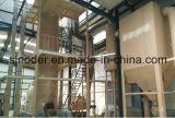 Horno de la extensión de la vermiculita del combustible de la biomasa