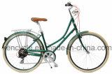 """>>>2017 Nuevo diseño retro Hi-Ten 28"""" bicicleta holandesa Holanda Oma de la ciudad de Vintage 7 Speed Bike/."""