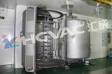 機械を金属で処理する使い捨て可能なプラスチック食事用器具類の真空メッキ機械、スプーンまたはフォークの真空