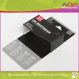 Personalizar el mecanizado de caja de embalaje plegable de la impresión de paquete de regalo