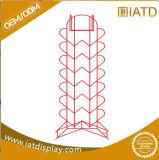 Étalage de clip de bande de casse-croûte de fil en métal