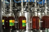Máquina de rellenar del aceite de cocina de la alta exactitud