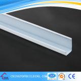 Teto de teto liso branco para sistema de teto de gesso