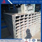 La serra agricola ha utilizzato il tubo d'acciaio rettangolare galvanizzato