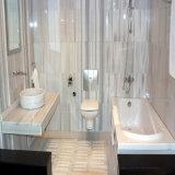 Белый Crystal деревянные мраморные плиты используются для интерьеров и