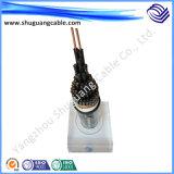 PVC 절연제와 칼집 연약한 조종 케이블