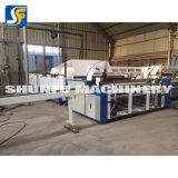 El rebobinado de la máquina para el papel/ Jumbo Roll Slitter rebobinador/ tejidos haciendo que el equipo