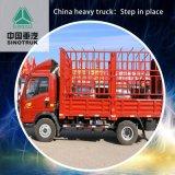 Leiding de Zware Vrachtwagen van de Kar 210HP van de Markt HOWO van India G5X