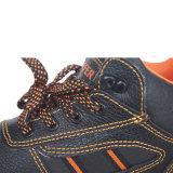 Puntera de acero anti Smash Zapatos de seguridad para el trabajo