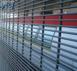 Il PVC ha ricoperto 358 la rete fissa 358 della rete metallica che che recinta Anti-Arrampica la rete fissa