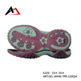 Semi Shoe Sole EVA Outsole per Children Sports Shoes (AMHK-TPR-120024)