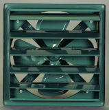 Ventilatore industriale di ventilazione Fan/CB del metallo del ventilatore/ventilatore dell'otturatore