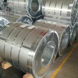 Z40-Z275 SGCC ancho de banda de acero galvanizado de hendidura para material de la puerta