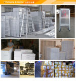 4 Шаг универсальный инструмент для складывания домашних хозяйств добавочный алюминиевый лестницы