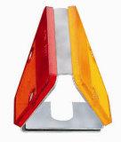 도로 안전 표시 사다리꼴 알루미늄 난간 Delineator