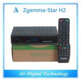선전용 지능적인 텔레비젼 상자 Zgemma 별 H2 DVB S2 DVB T2