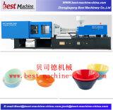 Kundenspezifisches Plastikfilterglocke-Formteil, das Maschine herstellt
