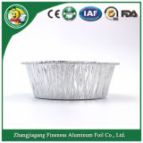 Food를 위한 BBQ Round Blister Aluminum Foil Dish Wholesale 8011
