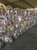 熱絶縁体の建築材またはガラスの岩綿として使用される耐火性のファイバーのグラスウール毛布
