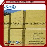 外部壁の絶縁体のための熱材料の岩綿のボード