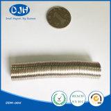 Starke runde permanente Magneten N42 für elektronisches Bauelement