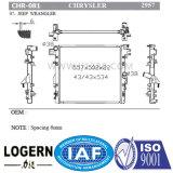 Radiateur de pièces d'auto brasé par Chr-081 pour la jeep Wrangler'07- Mt Dpi : 2957