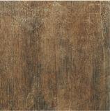 Hölzernes Porzellan der Fußboden-Fliese-600X600 deckt unterschiedliche Art in Chioce mit Ziegeln