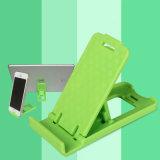 Stand en plastique universel en gros de téléphone mobile/support de bureau de téléphone cellulaire