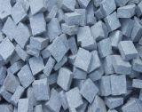 Schwarzer Granit-natürliche Steinstraßenbetoniermaschinen