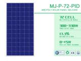 MP (300-330W) 고품질 단청 PV 광전지 태양 전지 위원회