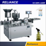 Fill AUTOMATIC Vial/Small Glass Bottle Filling and Capping Machine