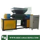 una forte trinciatrice delle due aste cilindriche 1000kg/H per il grande contenitore di plastica dell'olio
